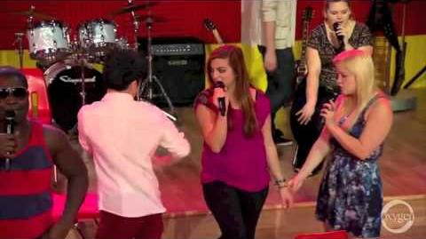 The Glee Project Series 2 'I Wanna Sex You Up'
