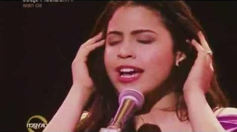 Emily Vasquez - Grenade (Performing in The Glee Project)