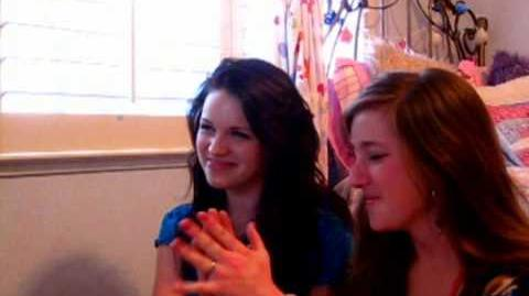 Some Things are Meant to Be- Performed by Lindsay Pearce and Emily Kay Shrader