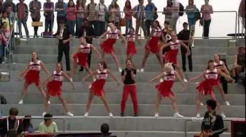 It's not Unusual - Glee (HQ Official Video)
