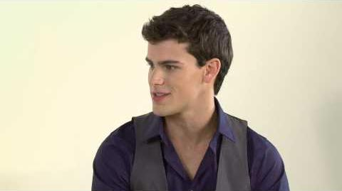The Glee Project Season 2 -- Michael Interview