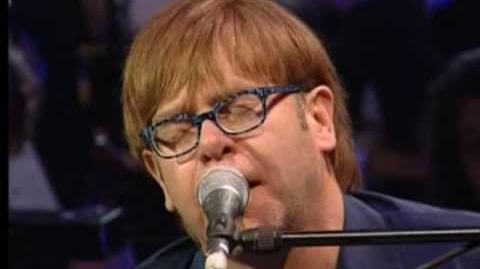 Elton John - Dont let the sun go down on me live