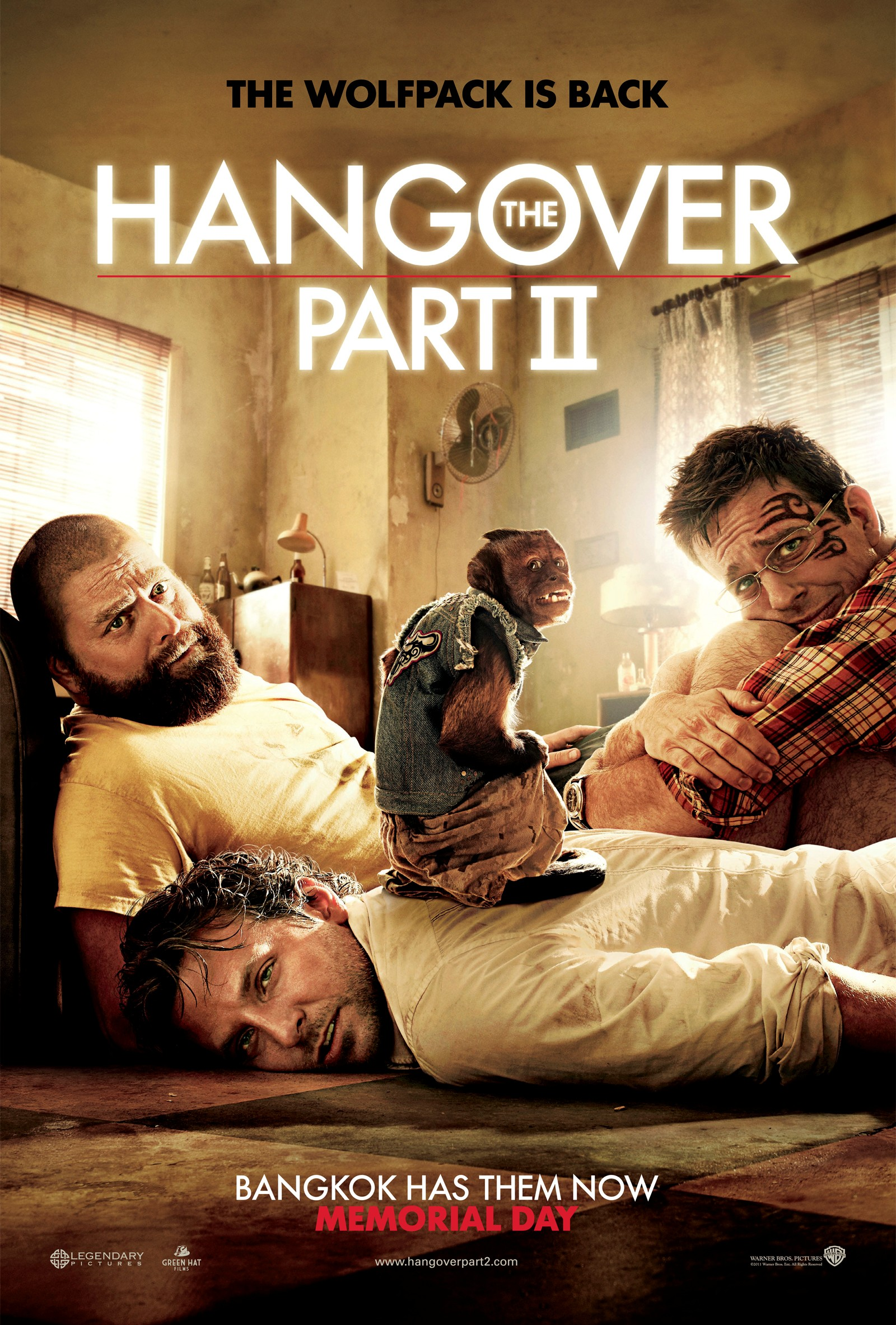 The hangover part ii 2017 brrip 720p x264 mgb