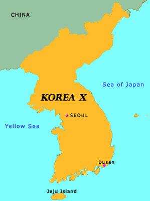 KOREA X