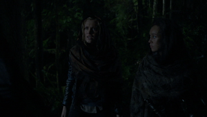 Resurrection 037 (Clarke and Lexa)