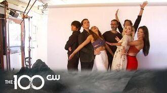 The 100 The 100 Season 4 Photoshoot The CW