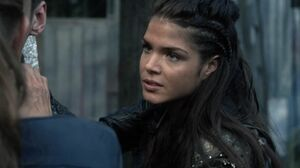 The100 S3 Wanheda Part 1 Octavia 3