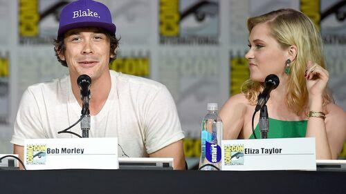 Eliza taylor dating