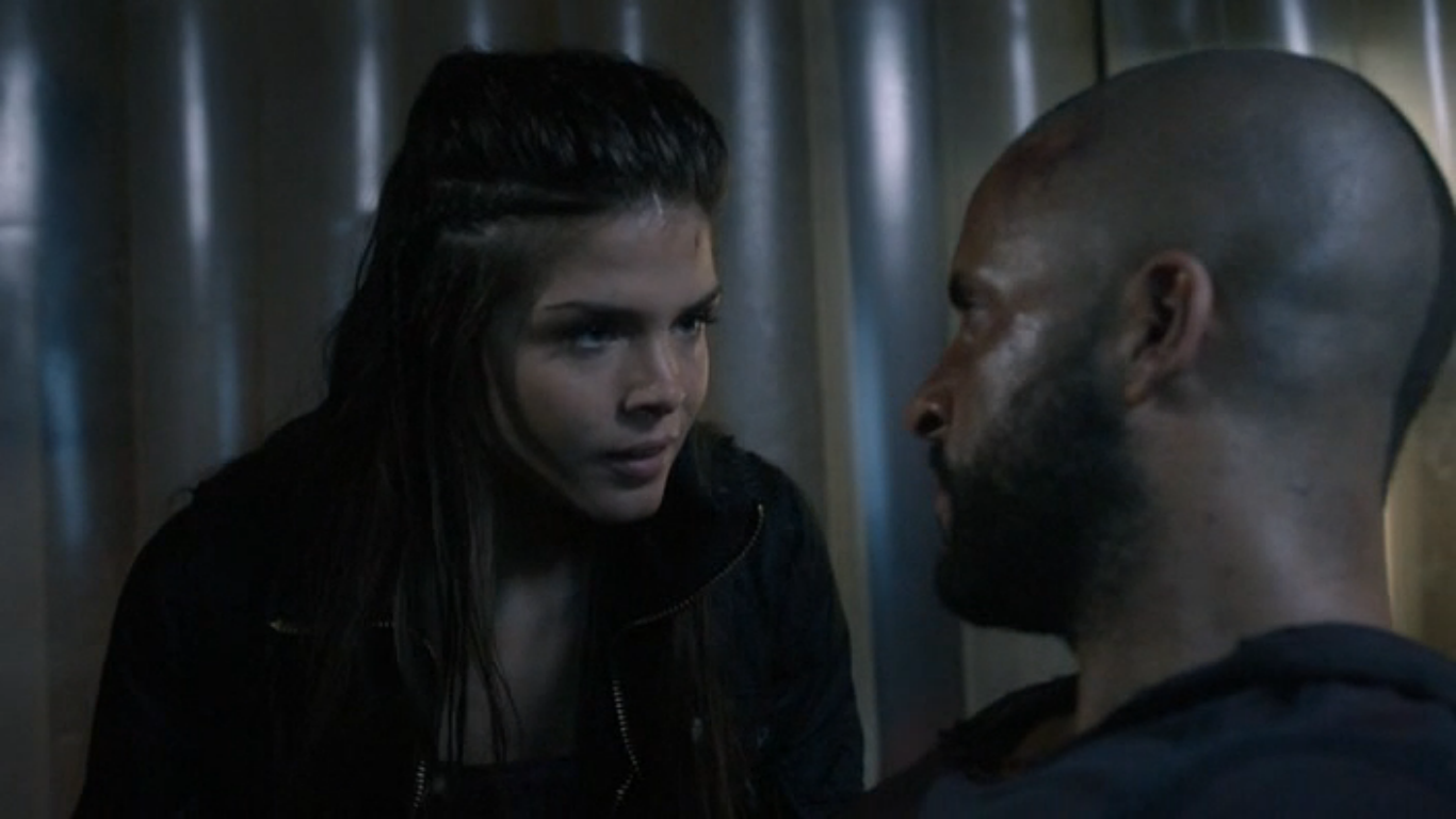 Octavia The 100 And Lincoln