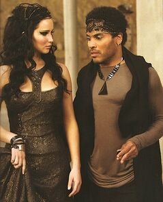 Katniss cinna parade