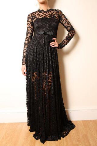 File:Black lacey dress.jpg