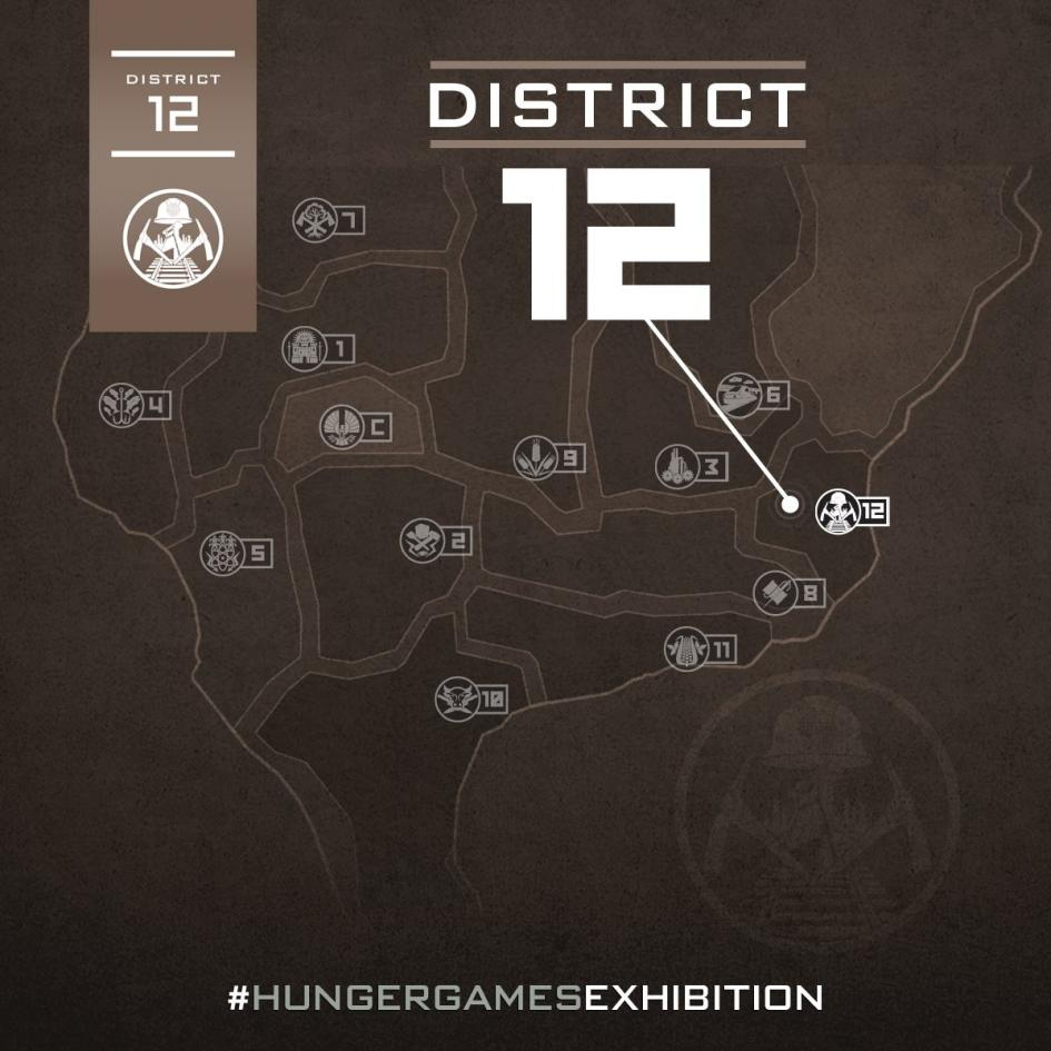 the hunger games What US state does Katniss Everdeen live in