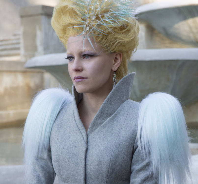The Hunger Games: Who Is Effie Trinket? | EPIX - YouTube