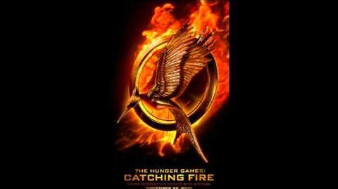 Never Let Me Go - The Hunger Games Catching Fire Soundtrack (First Official Song)