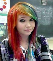Iris Rainbow RL