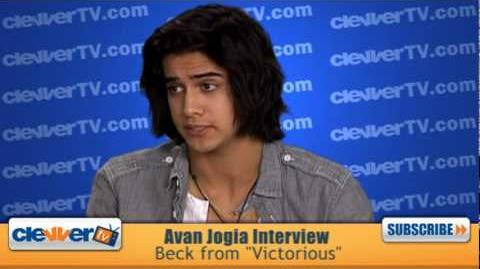 """Avan Jogia Interview Beck From """"Victorious"""""""