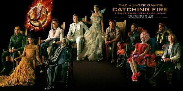 Hunger Games Catching Fire Movie Cast