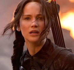 KatnissEverdeenMockingjay