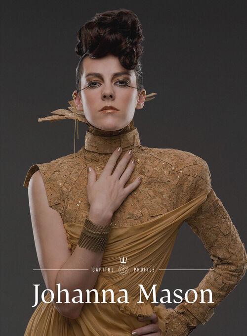 Johannamason capitolprofile