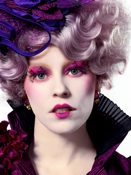 Effie Trinket Catching Fire Reaping
