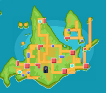 Fandom Games Map