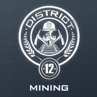 Hunger Games District 12 Sign District 12 | The Hung...