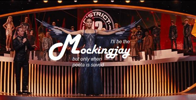 Katniss mmockingjay