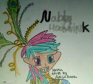 Nabby-peacockfeather