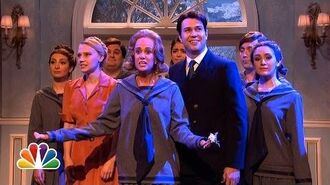 Sound of Music Cold Open - SNL Highlight