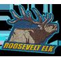 Roosevelt elk badge