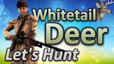 TheHunter Let's Hunt WHITETAIL DEER