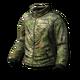 Basic jacket camo forest 256