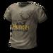 Basic tshirt thehunter 01