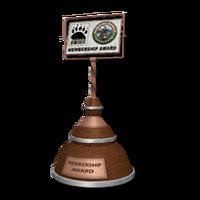 Trophy mem bronze