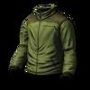 Basic jacket green 256