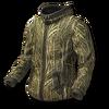 Basic jacket camo swamp 256