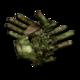 Ghillie gloves summer forest