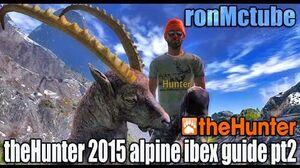 TheHunter 2015 alpine ibex guide pt2