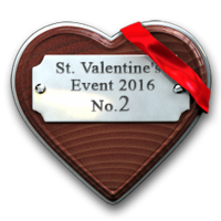 Valentine real competition 2016 silver