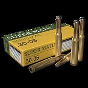 Cartridges 3006 round nose