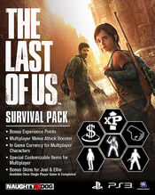 The Last of Us Survival Pack