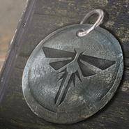 TLOU firefly pendant