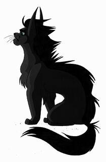 Primitive panther