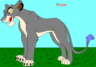 Kayla outsider nose (adult)