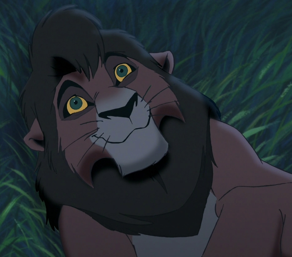 Lion king kovu - photo#14