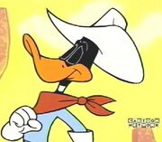 Daffy Duck Duck Dodgers