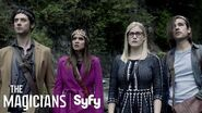 THE MAGICIANS Season 2 Characters Syfy