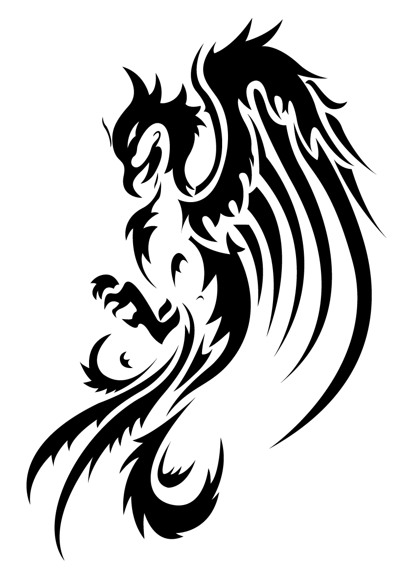 image tribal phoenix tattoo the manny centurions the clash of kaijudo wiki. Black Bedroom Furniture Sets. Home Design Ideas
