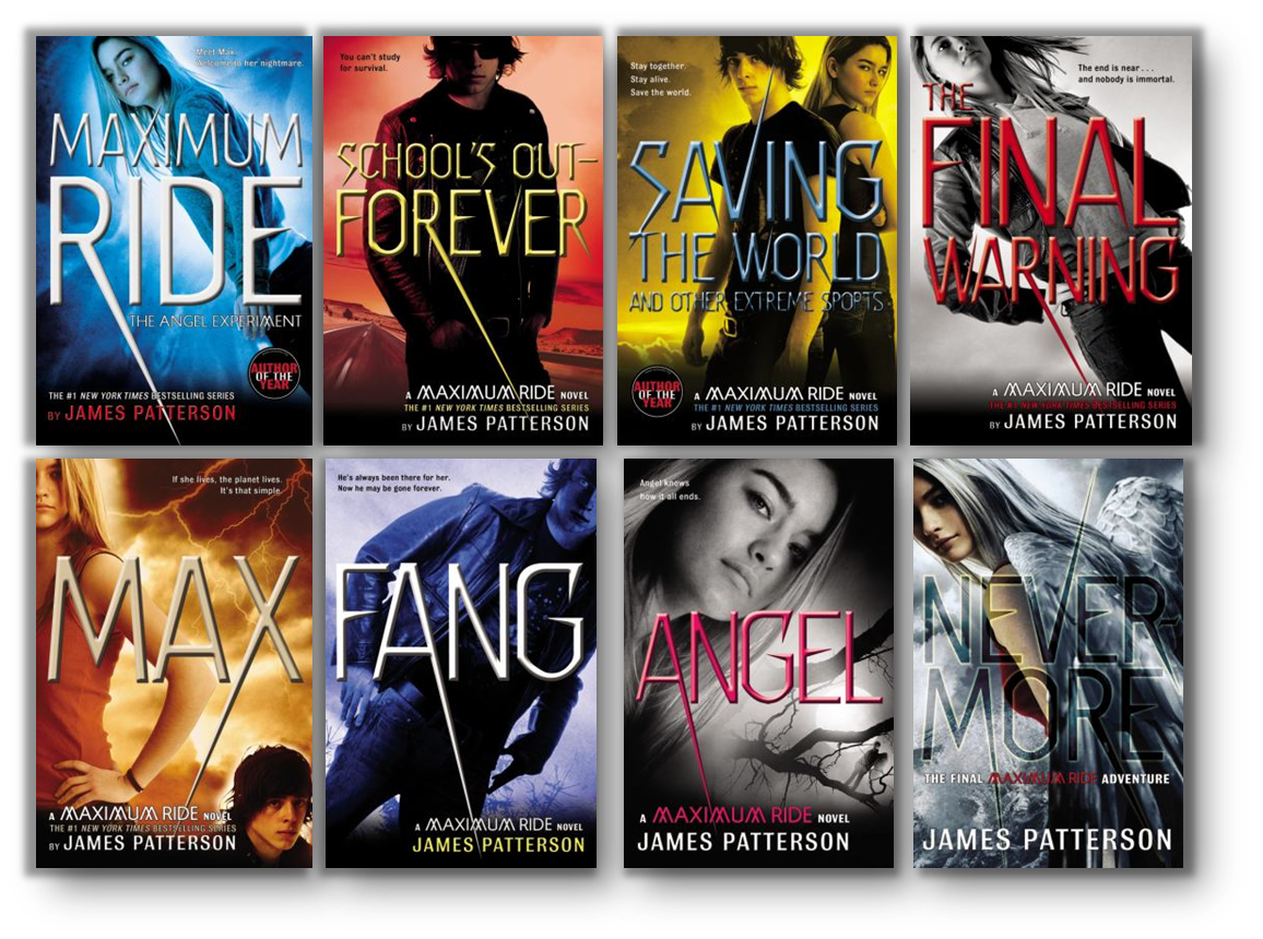 Books like Maximum Ride Five-Book Set