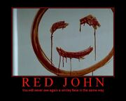 Red John Motivator by Petit J